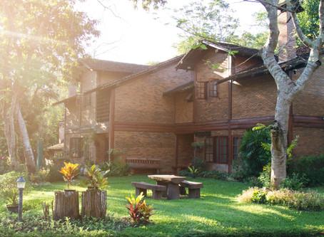 Construye la casa de campo de tus sueños donde sea