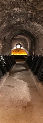 Beautiful cellars