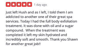 Review of Hush Spa of Wilton Manors Florida