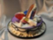 Cake, fondant, delicious, couture