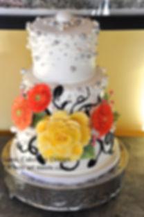 Wedding Cake, Couture wedding, cake