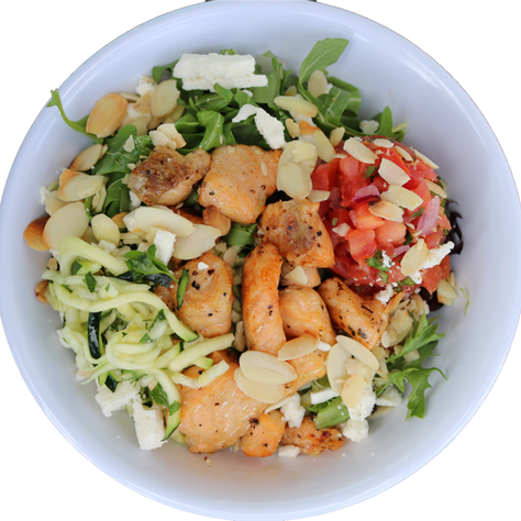 Buddy's Keto Salad