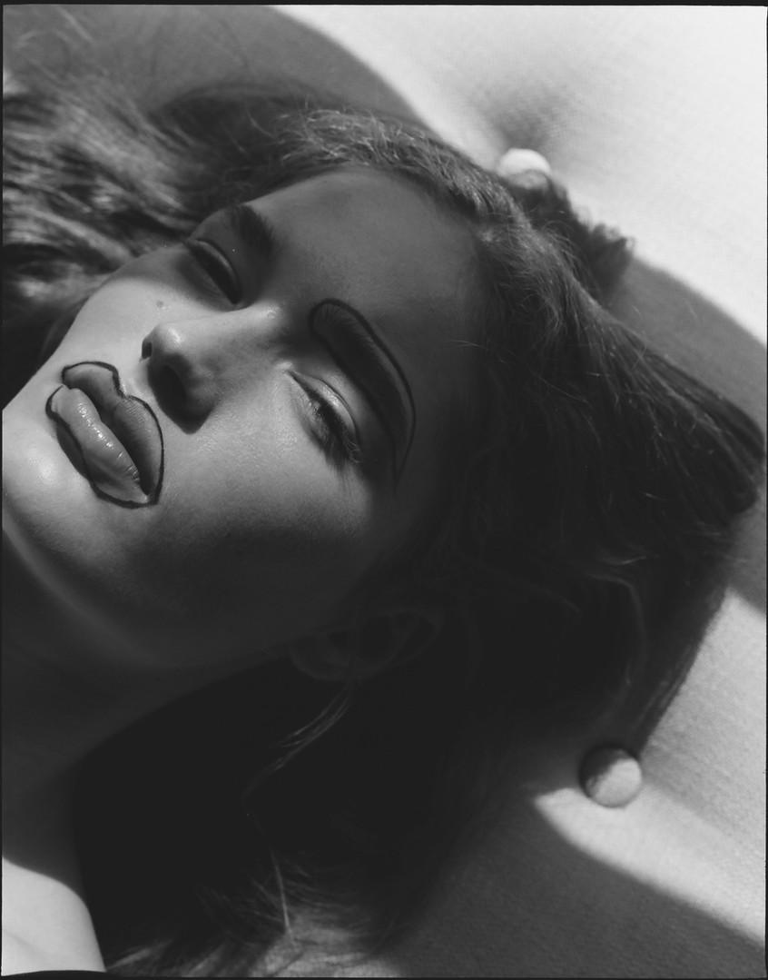 Gemma. Photo by Dusan Szokolovics. Hair and Makeup by Hannah Wastnidge.