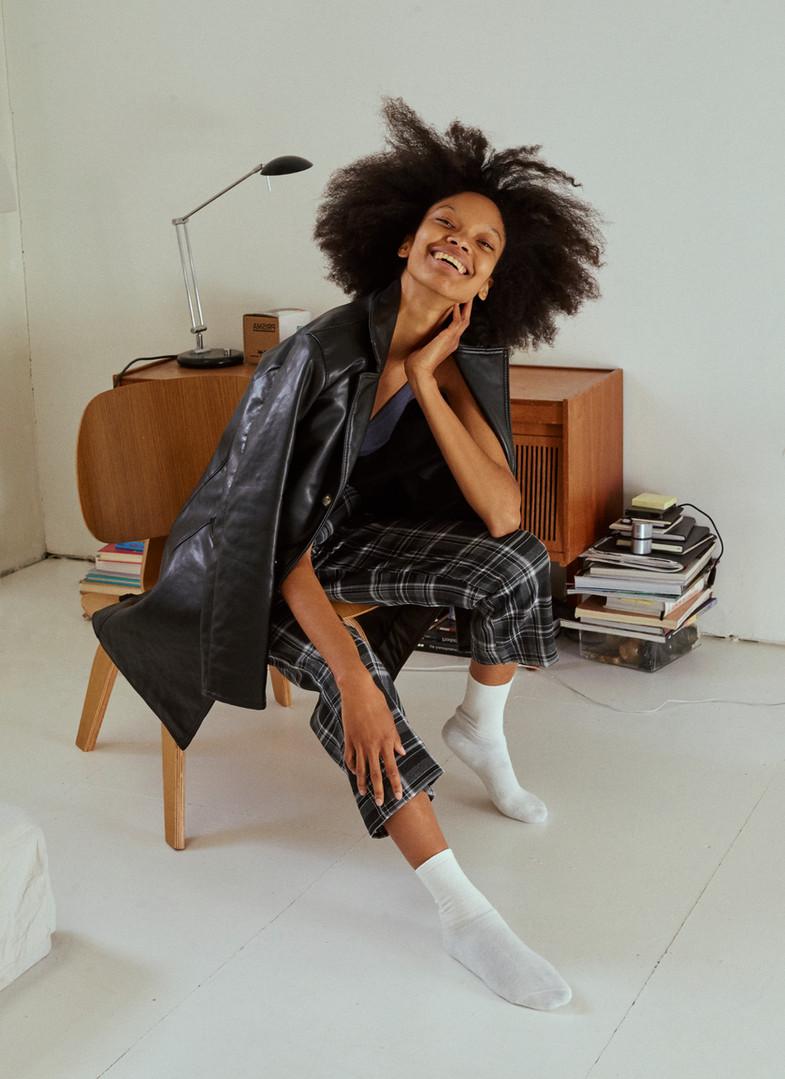 Sharda M+P Models. Shot by Angelika Wierzbicka