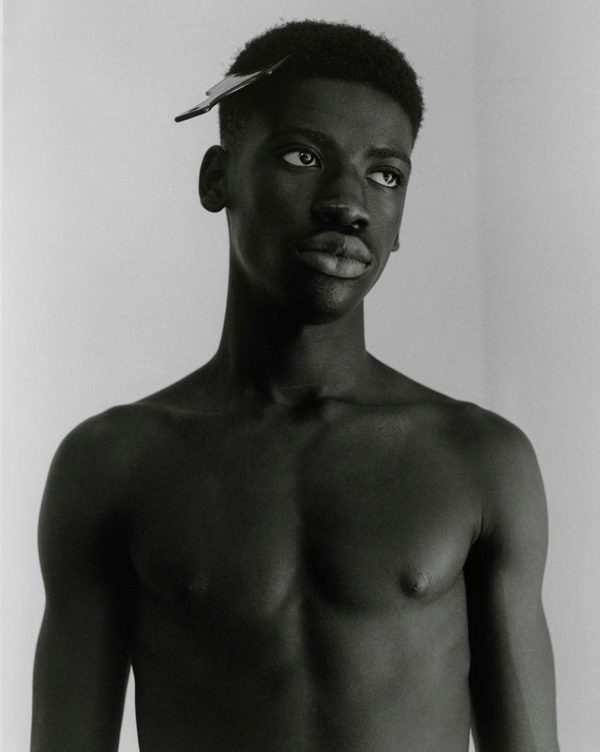 Photography by Nicolas Ruivo. Grooming by Hannah Wastnidge
