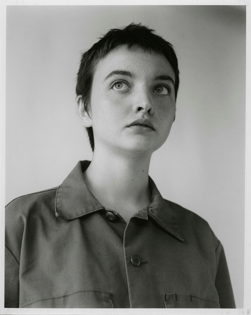 Photography by Nicolas Ruivo. Makeup by Hannah Wastnidge