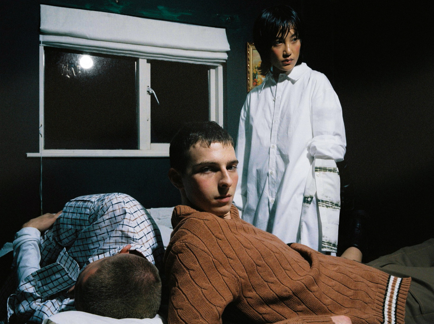 Delada Editorial for i-D shot by Dorothy Zhang