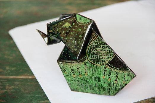 Origami Lacquerware