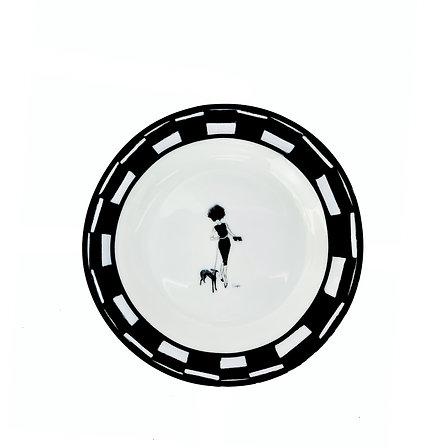 The Greyhound saucer