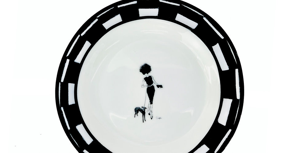 The Greyhound saucer