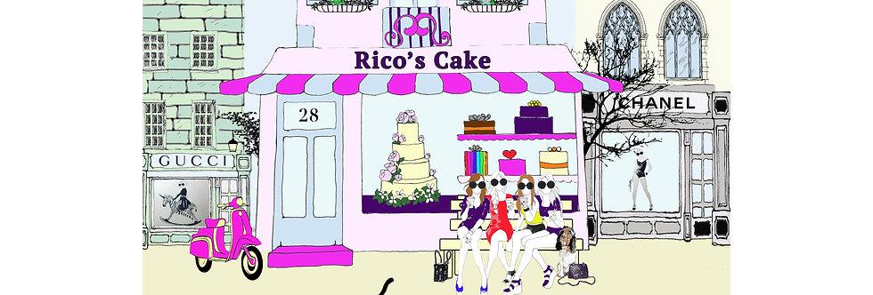 Rico's Cake