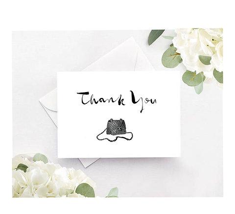 Thank you (Chanel Bag)