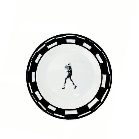 Sopiko's book saucer