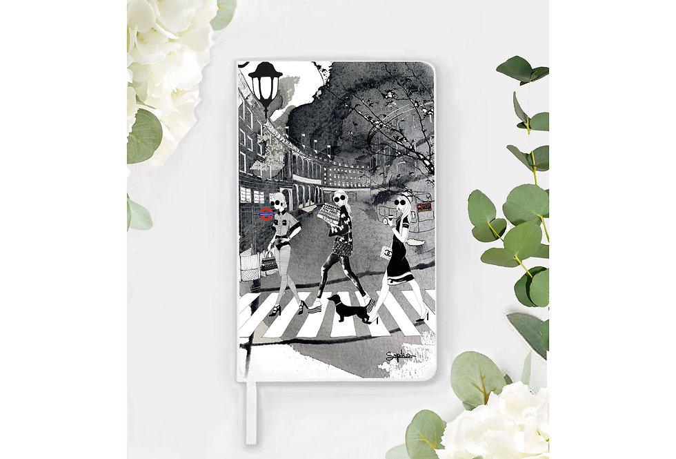 Regent Street Notebook