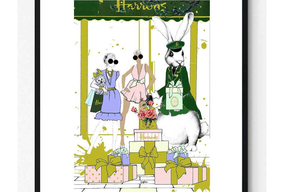 Harrods Bunny