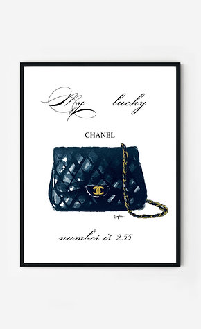 My lucky CHANEL