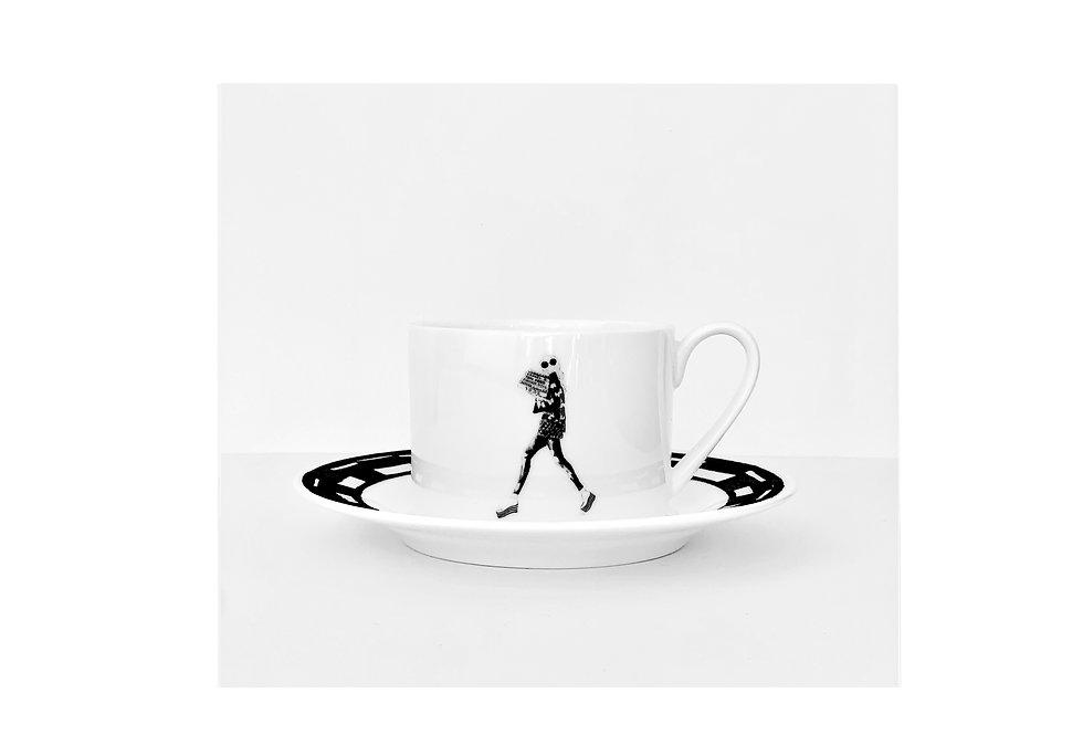 Sopiko's book teacup