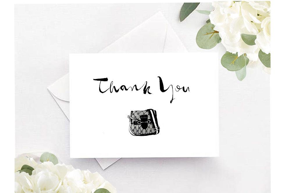Thank you (Gucci Bag)