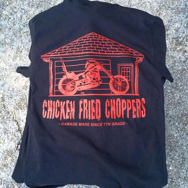 Chicken Fried Choppers