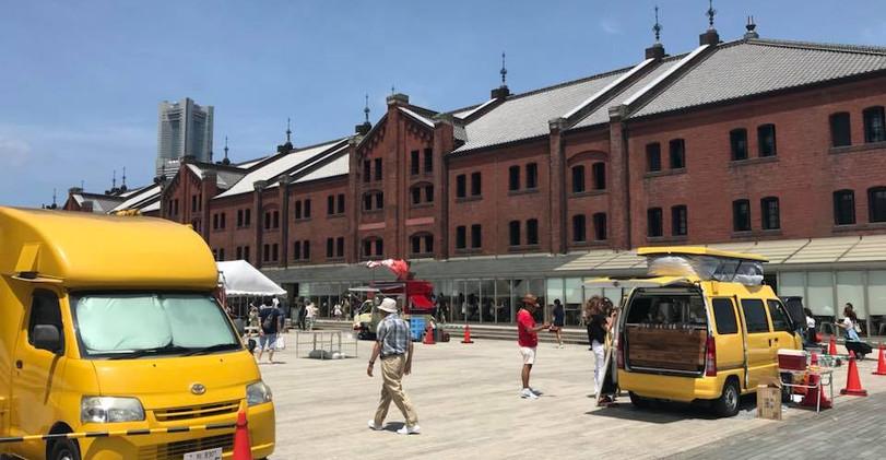多摩ケータリング倶楽部の赤レンガ倉庫