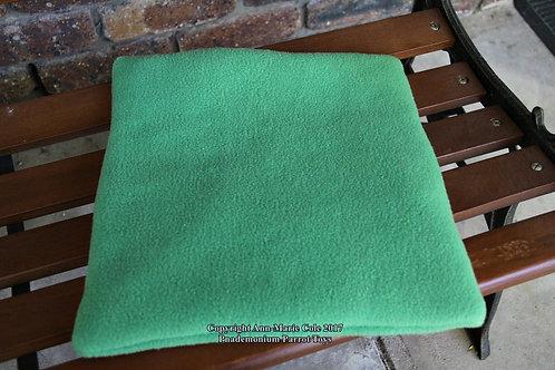 Piggie Cushion - Green