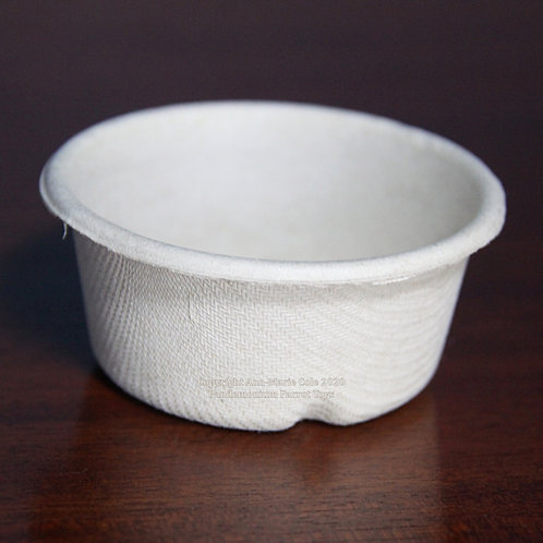 Bamboo Portion Cup