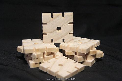 Tic-Tac-Toe Squares (10)