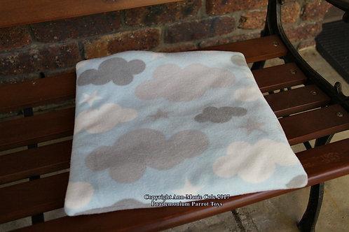 Piggie Cushion - Clouds
