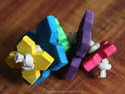 Knots-N-Slices COLOUR