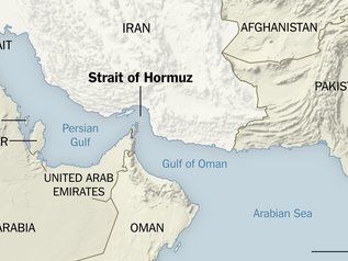 War if Strait of Hormuz Closed