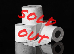 Coronavirus:Toilet Paper SOLD OUT!