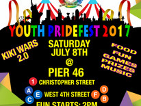 Youth Pride Fest Volunteers Needed