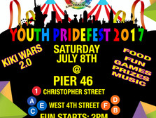 Youth Pride FestVolunteers Needed