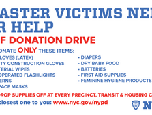 Please Help Disaster Victims