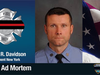 Remembering FDNY Firefighter Michael R. Davidson