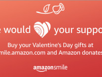 Shop Amazon, Support GOAL NY