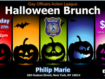 Halloween Brunch Tickets Now on Sale!