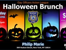 Halloween Brunch Tickets Now on Sale!