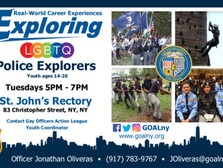 LGBTQ Youth Explorer Program
