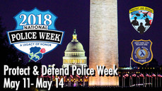 Protect & Defend 2018 Police Week Hotel & SocialMixer