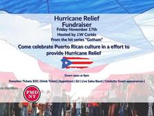 Puerto Rico Hurricane Relief Fundraiser