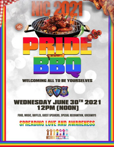 DOC Pride BBQ!
