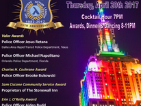 35th Anniversary Awards Dinner Gala
