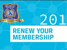 2017 GOAL Membership Dues