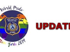 World Pride NYC 2019 Update