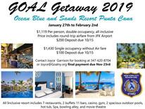 GOAL Getaway 2019