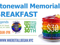 Stonewall Memorial Breakfast