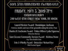 GOAL Gala 37th Anniversary Awards Dinner