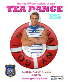 Annual Sea Tea Party Cruise