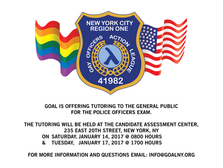 GOAL hosted NYPD Police Officer Exam Tutoring Sessions